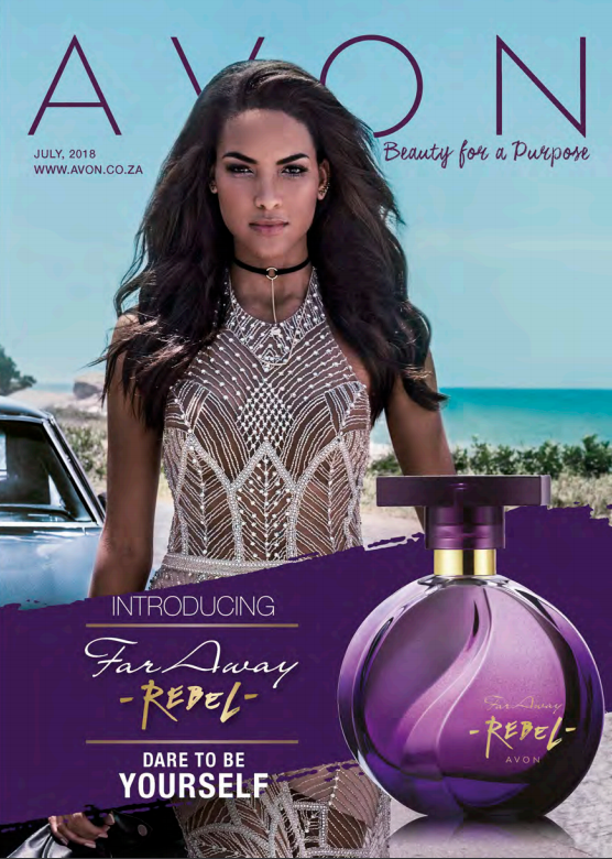 AVON JULY BROCHURE COVER