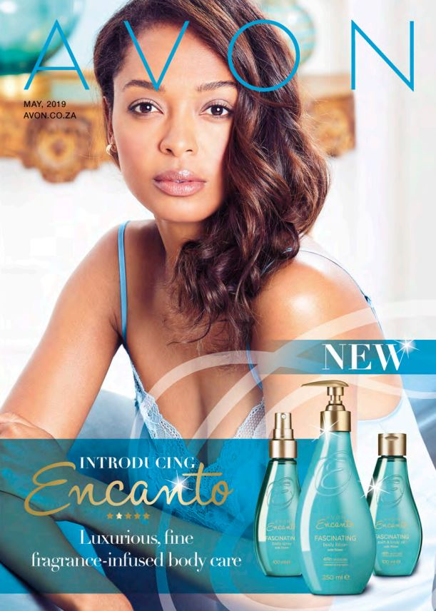 AVON BROCHURE MAY